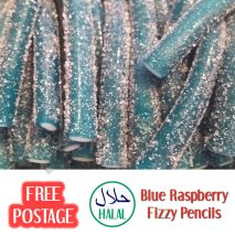 Jelly Molly Fizzy Pencils (Halal)