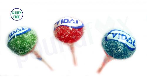 Vidal Tongue Painter Lollies/Lollipops