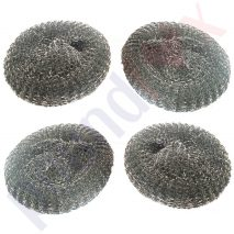 Large 12cm Professional Stainless Steel Scourer
