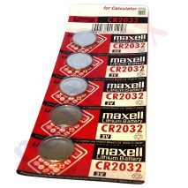 Maxell CR2032 Lithium 3V Batteries