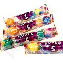 ilham Super5 Football shaped Bubble Gum - Halal