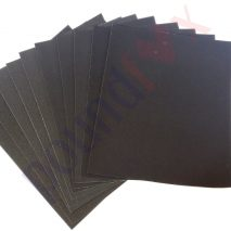 Sand Papers Wet & Dry for Metal, Wood, Plastic & more assorted Grit - Marksman