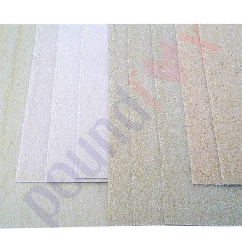 "Sand Papers 9""x11"" for Wood, Painted Surfaces & more assorted Grit - Marksman"