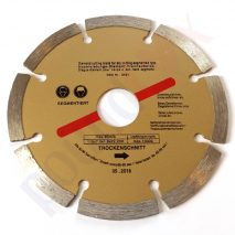 "Diamond Cutting Blades 4.5"" Wet/Dry Cutter"