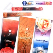 FLUTE Handcrafted Premium INCENSE STICKS AGARBATTI Various Fragrances