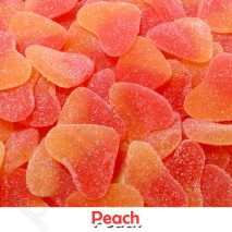 Jelly Molly Assorted Chewy/Gummy Candy Banana, Peach, Sour Watermelon HALAL