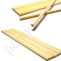 Bamboo Wooden Chopsticks 5 Pairs/10pcs
