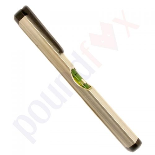 Aluminium POCKET SPIRIT LEVEL 6inch/150mm