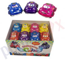 Surprise Car Eggs Kids Collection Toy Chocolate Biscuit